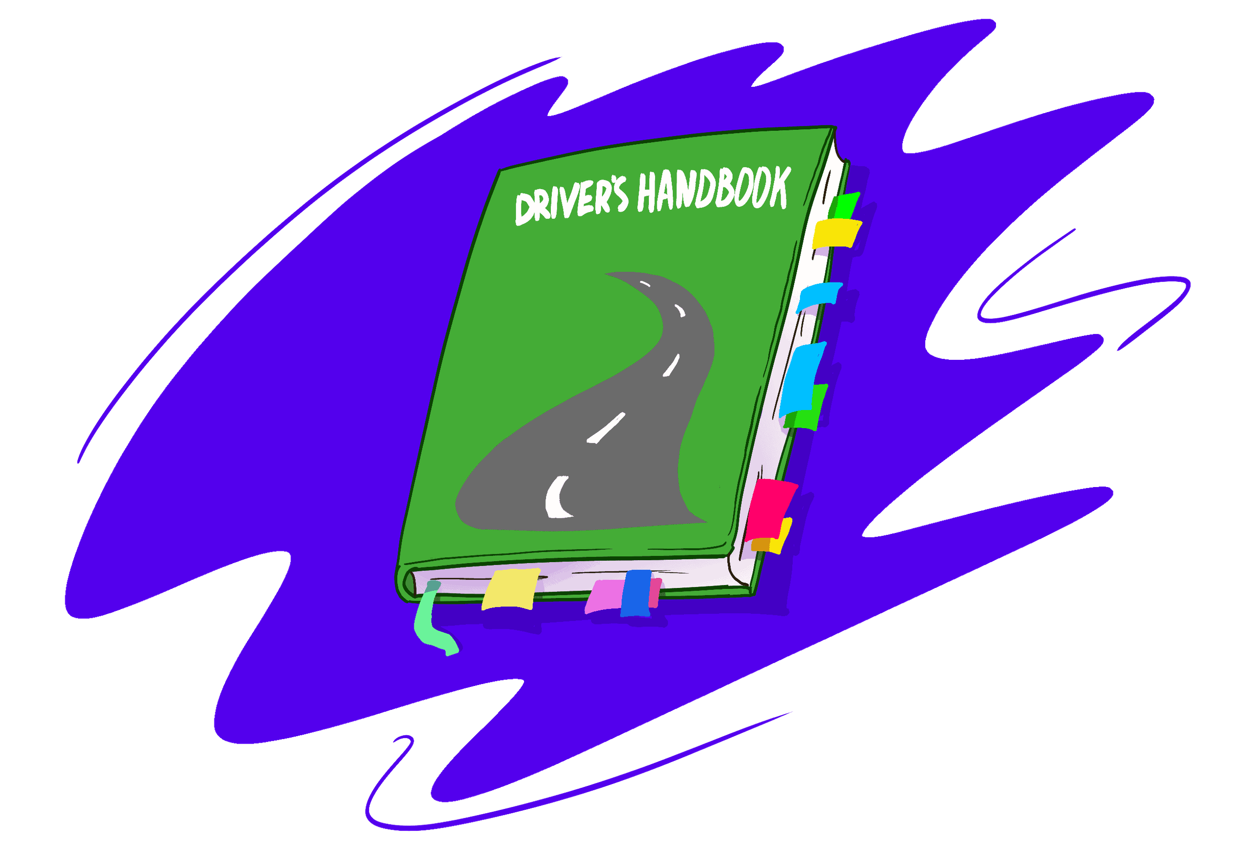 a version of the drivers handbook