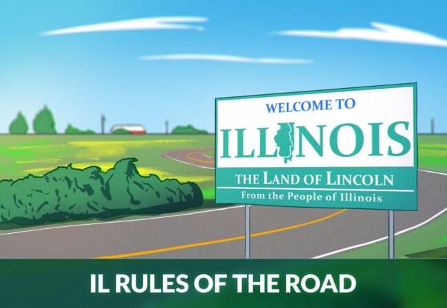 Illinois Rules of the Road Handbook