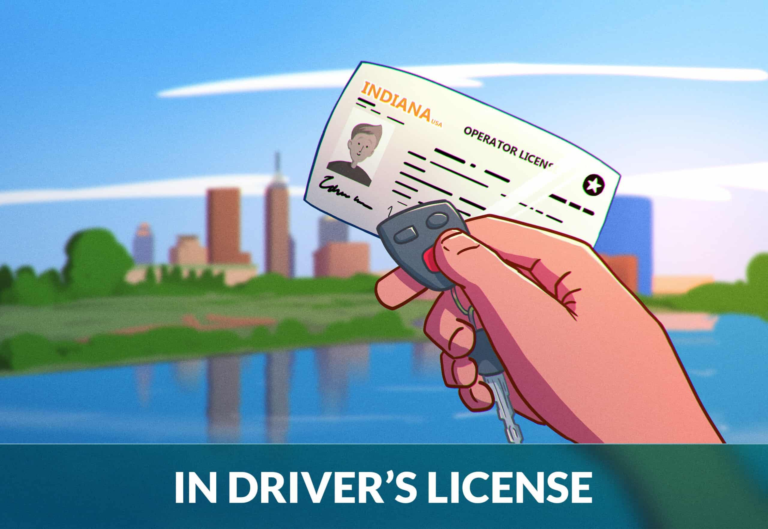 Indiana driver's license