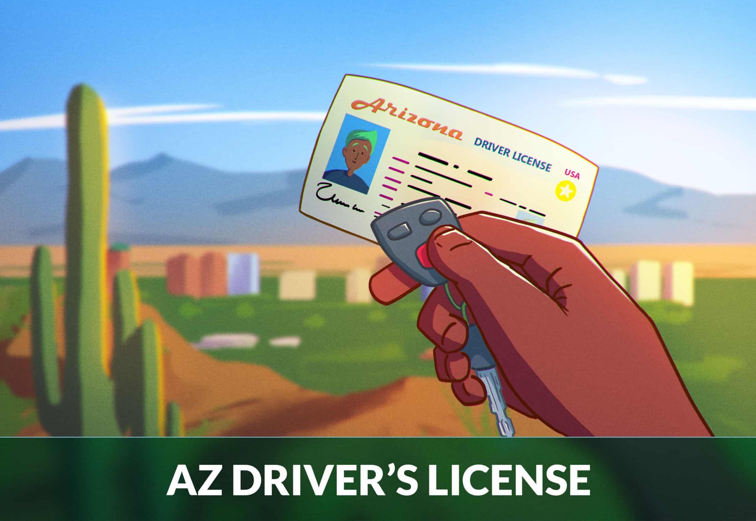 Arizona drivers license