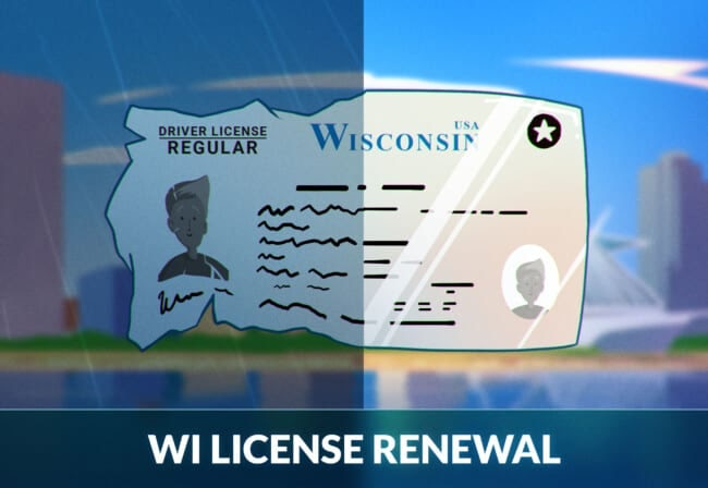 Wisconsin Driver's License Renewal
