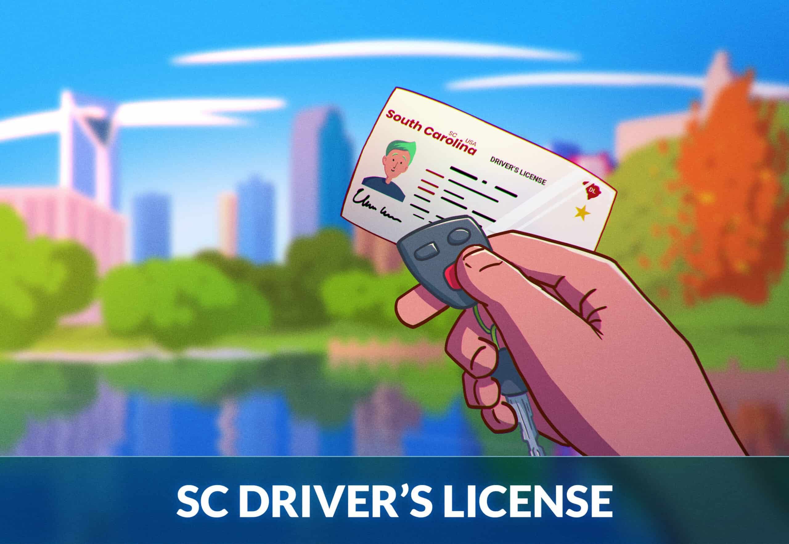 South carolina drivers license