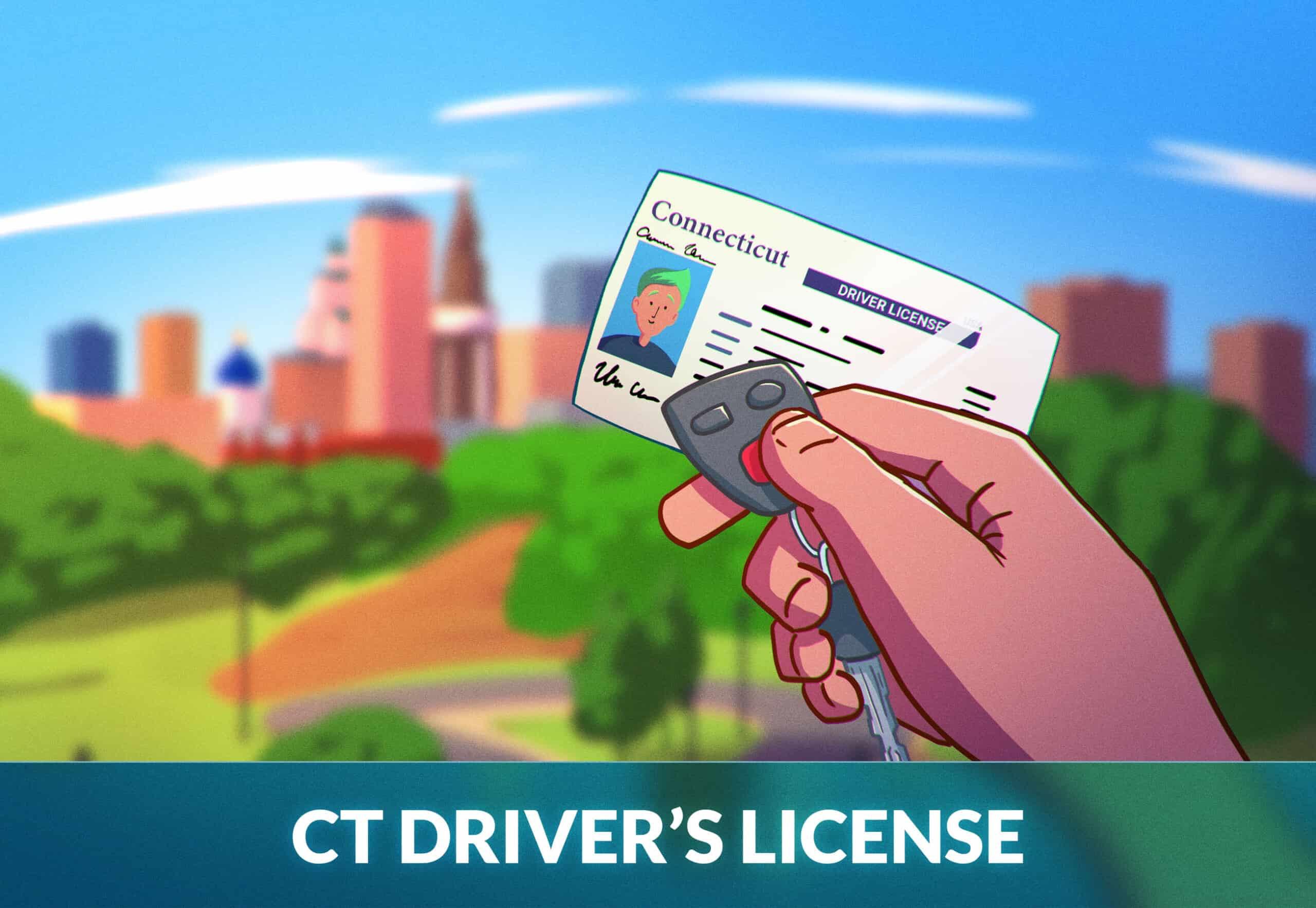 Connecticut Driver's License
