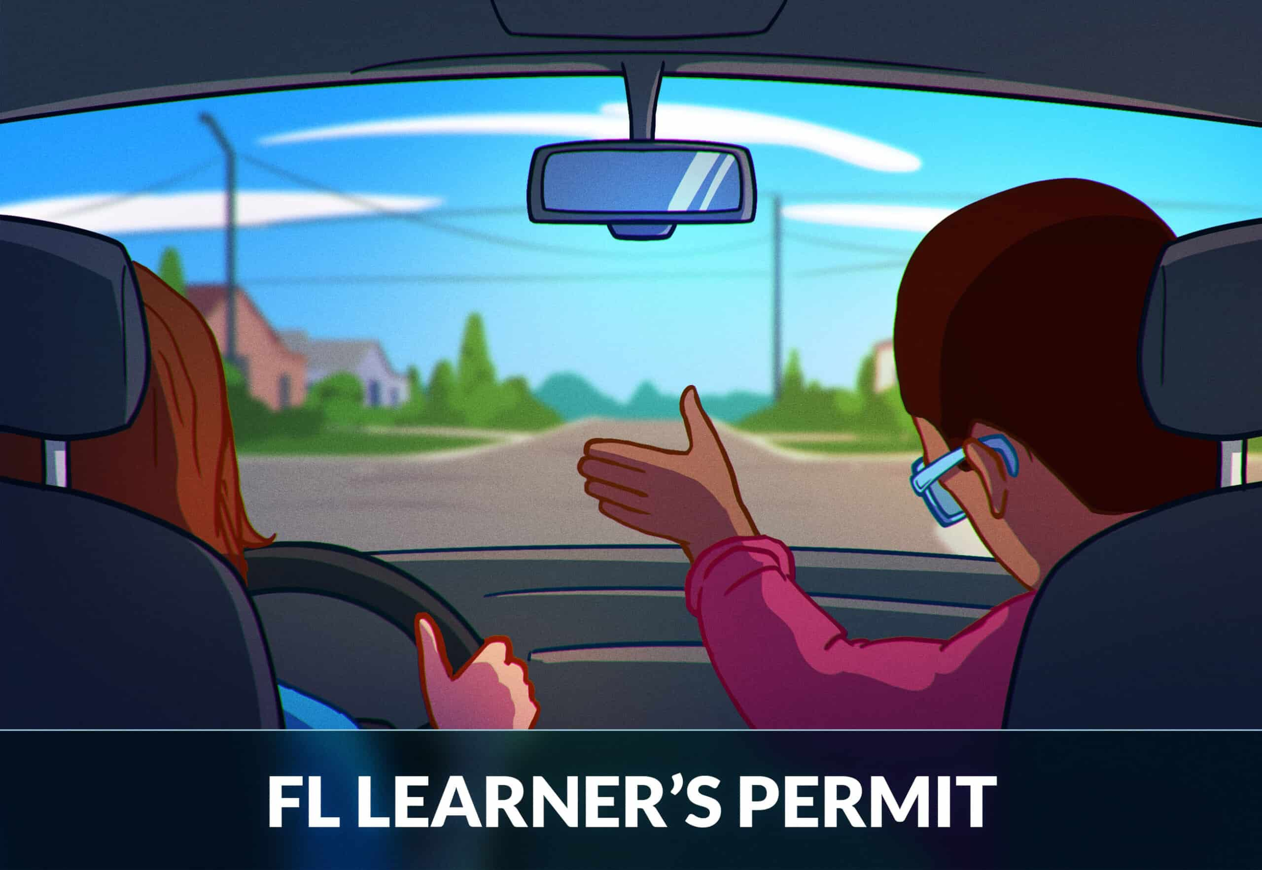 Florida learners permit
