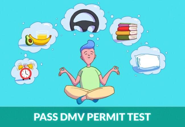 PASS DMV PERMIT TEST