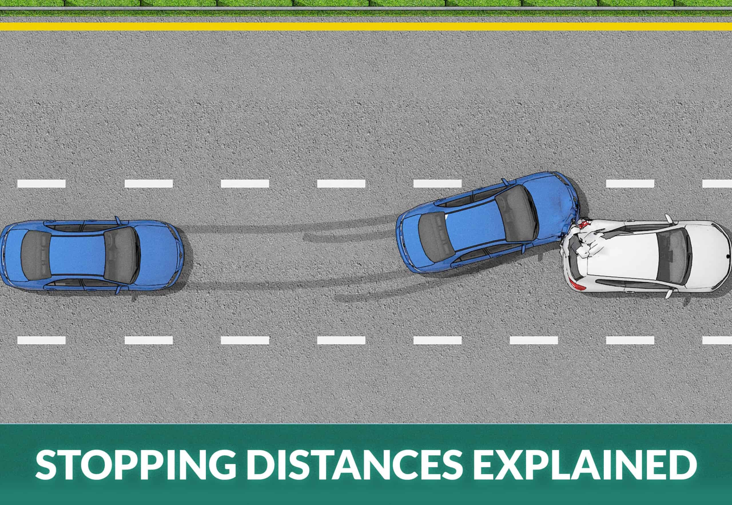 STOPPING DISTANCES EXPLAINED