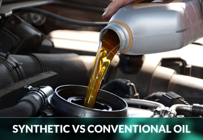 SYNTHETIC VS CONVENTIONAL OIL