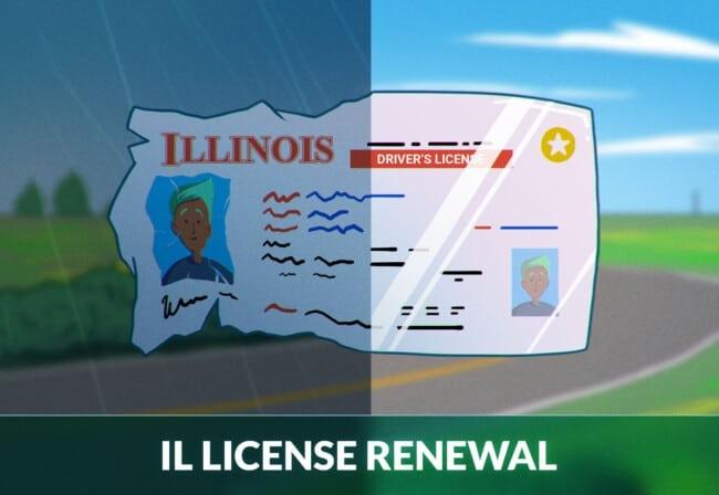 Illinois Driver's License Renewa
