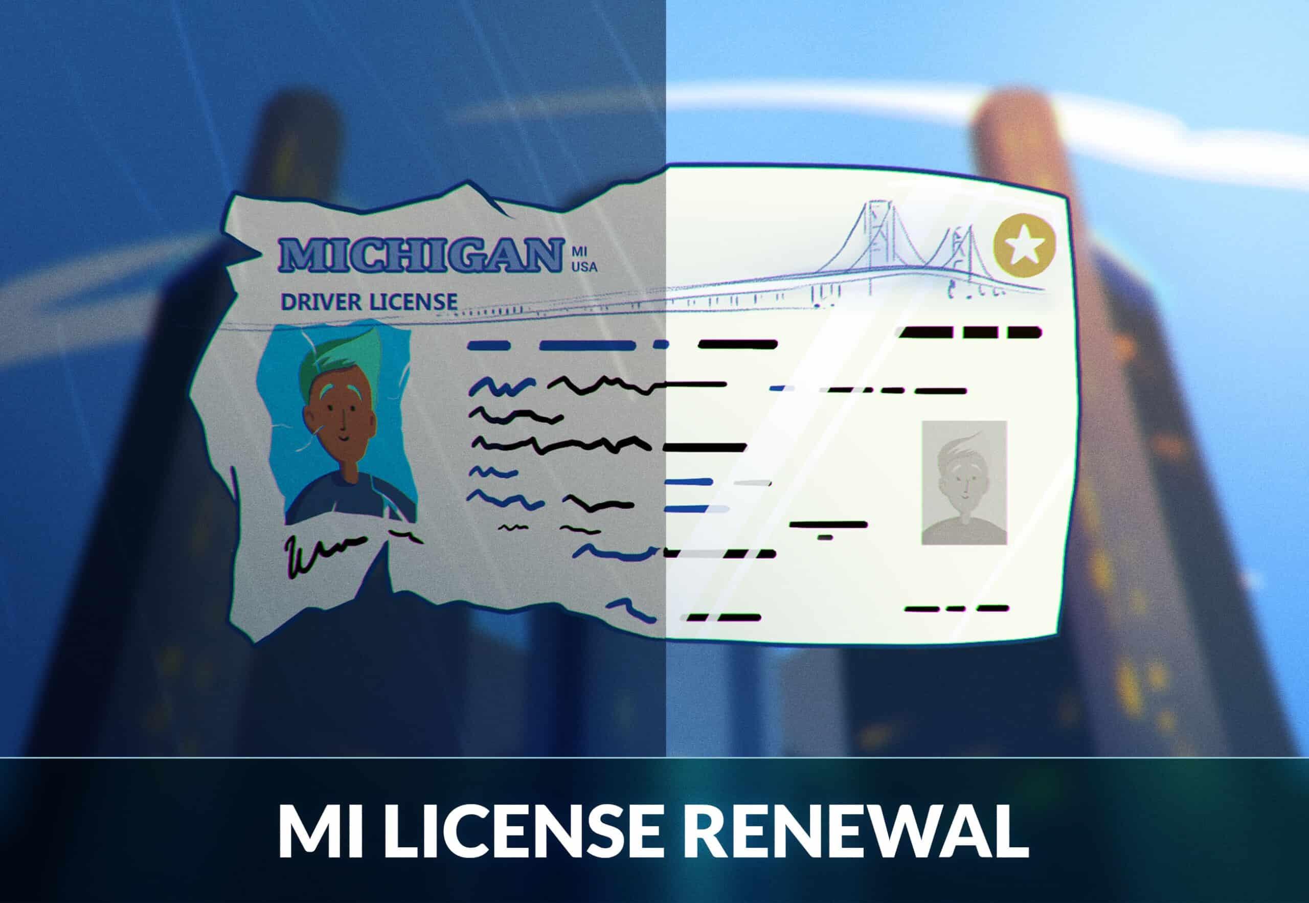 Michigan Driver's License Renewal