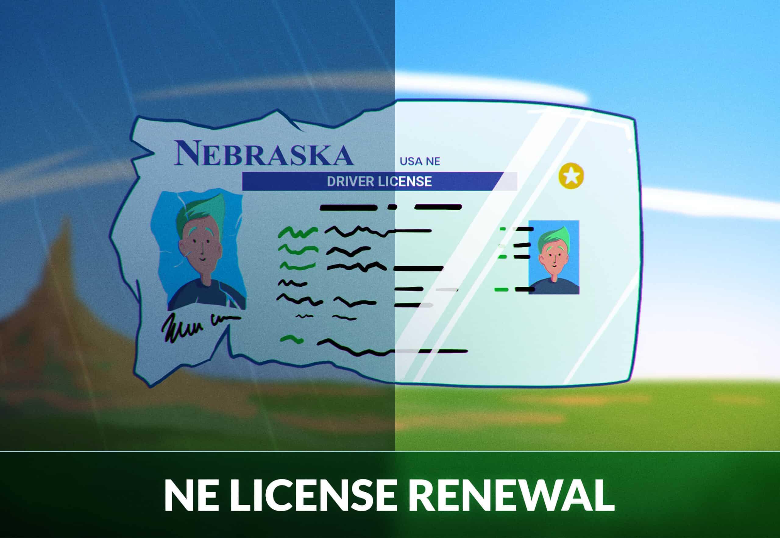 Nebraska drivers license renewal