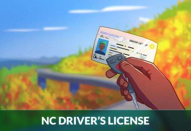 North Carolina driver's license