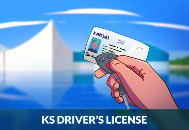 Kansas driver's license