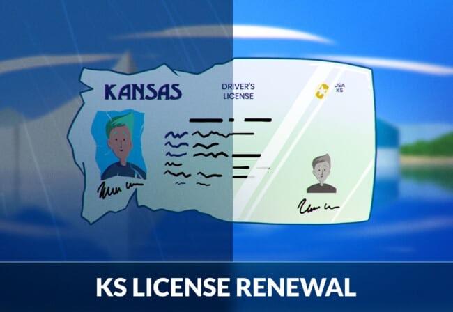 Kansas Driver's License Renewal