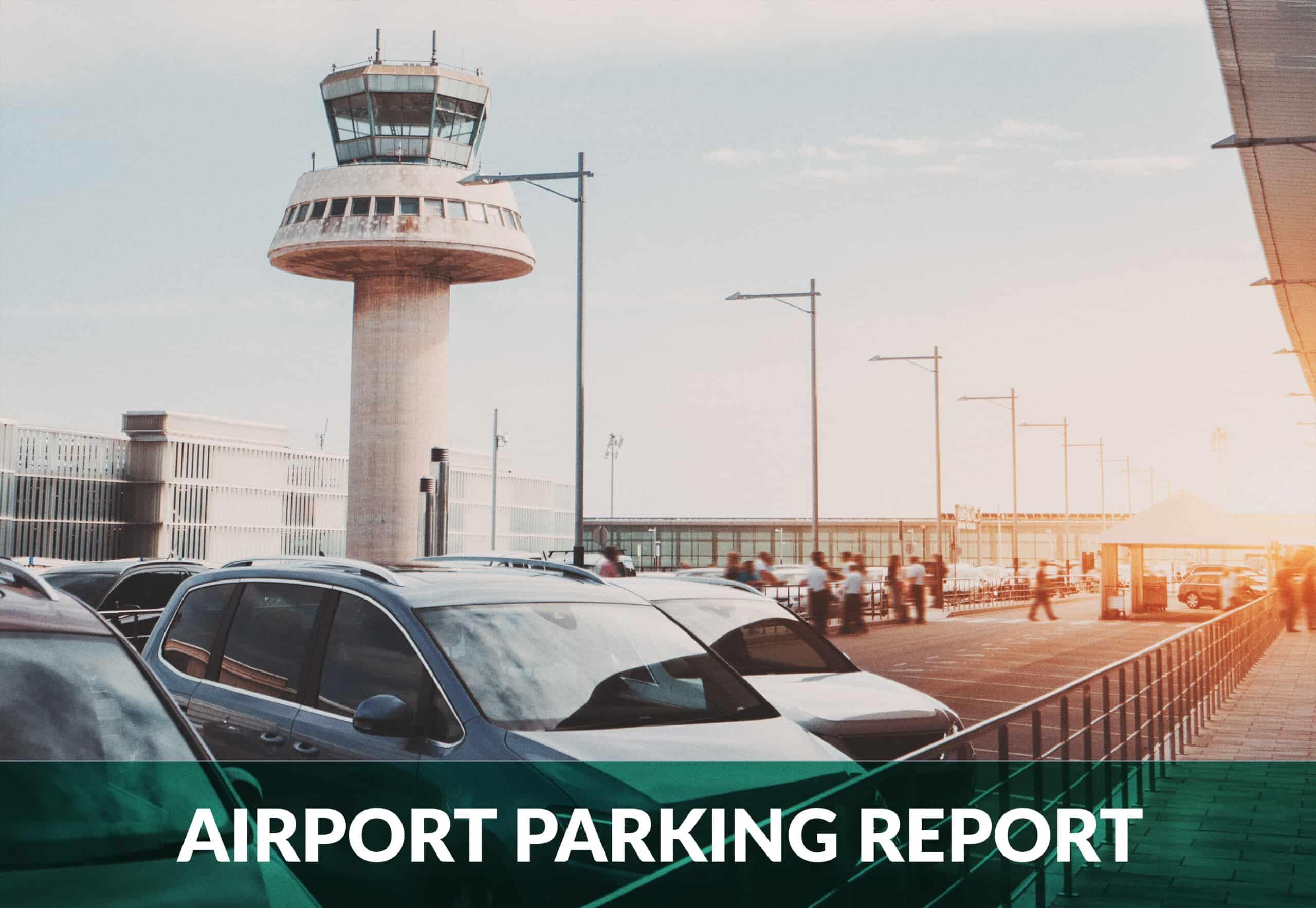 Airport parking report
