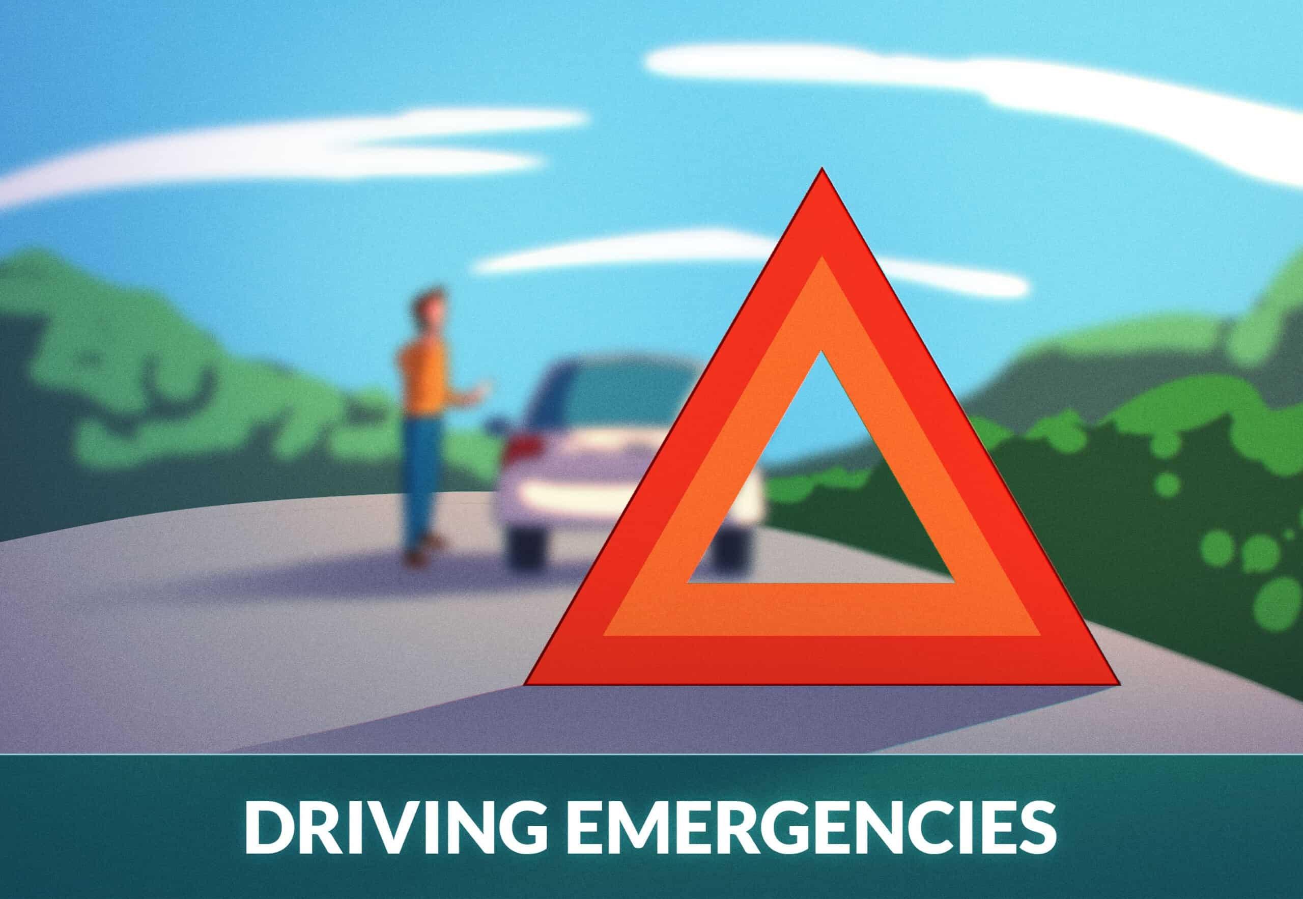 Driving Emergencies