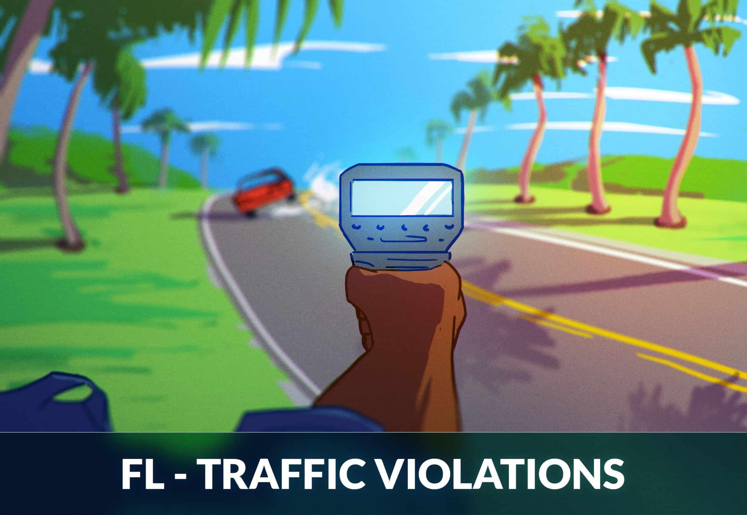 Florida - Traffic Violations