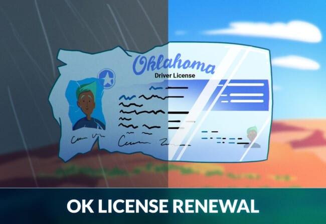 Oklahoma Drivers License Renewal