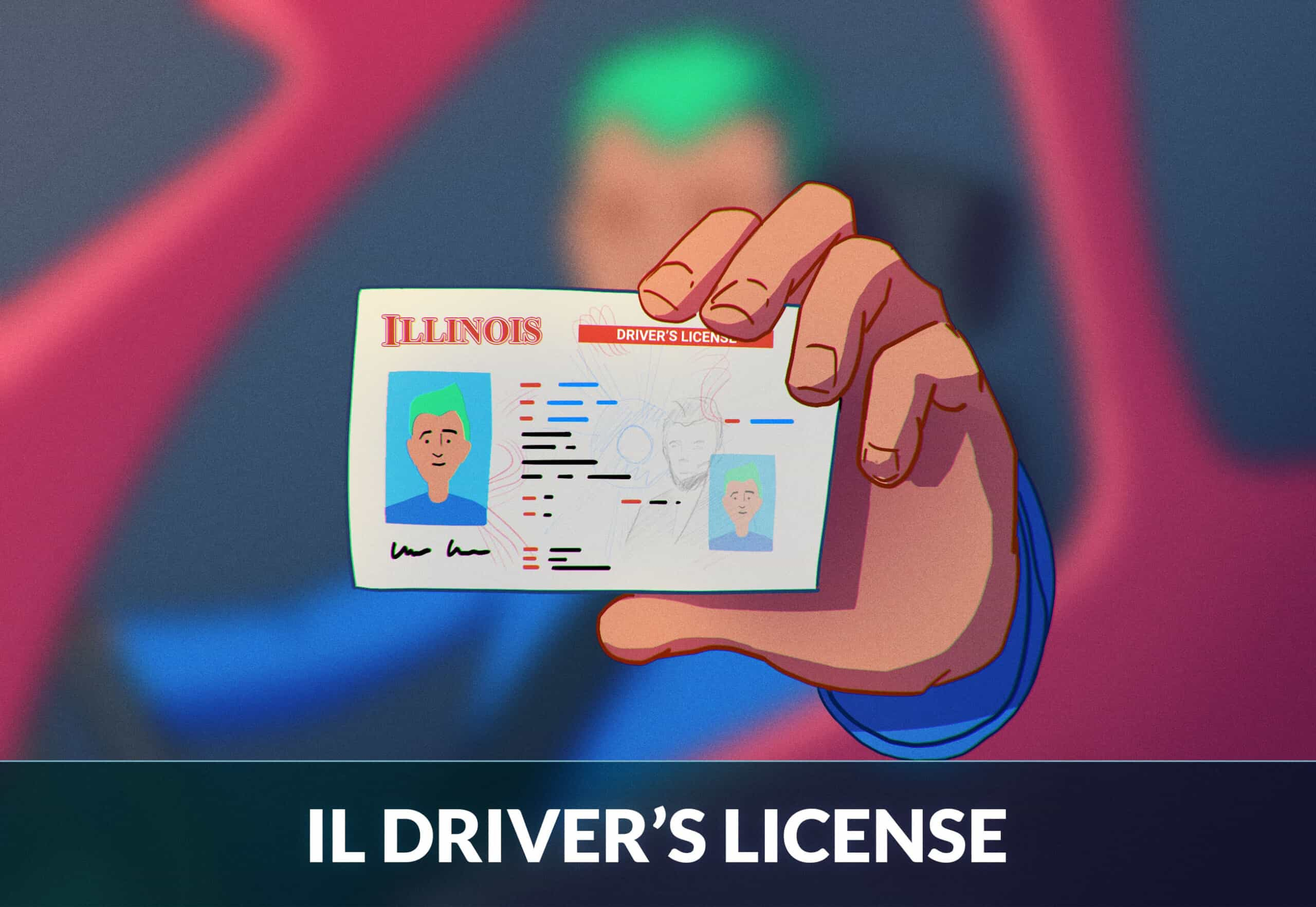 Illinois Driver's License