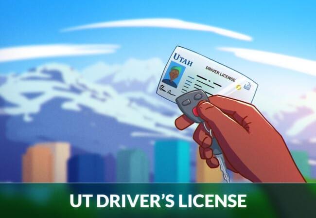 Utah Driver's License