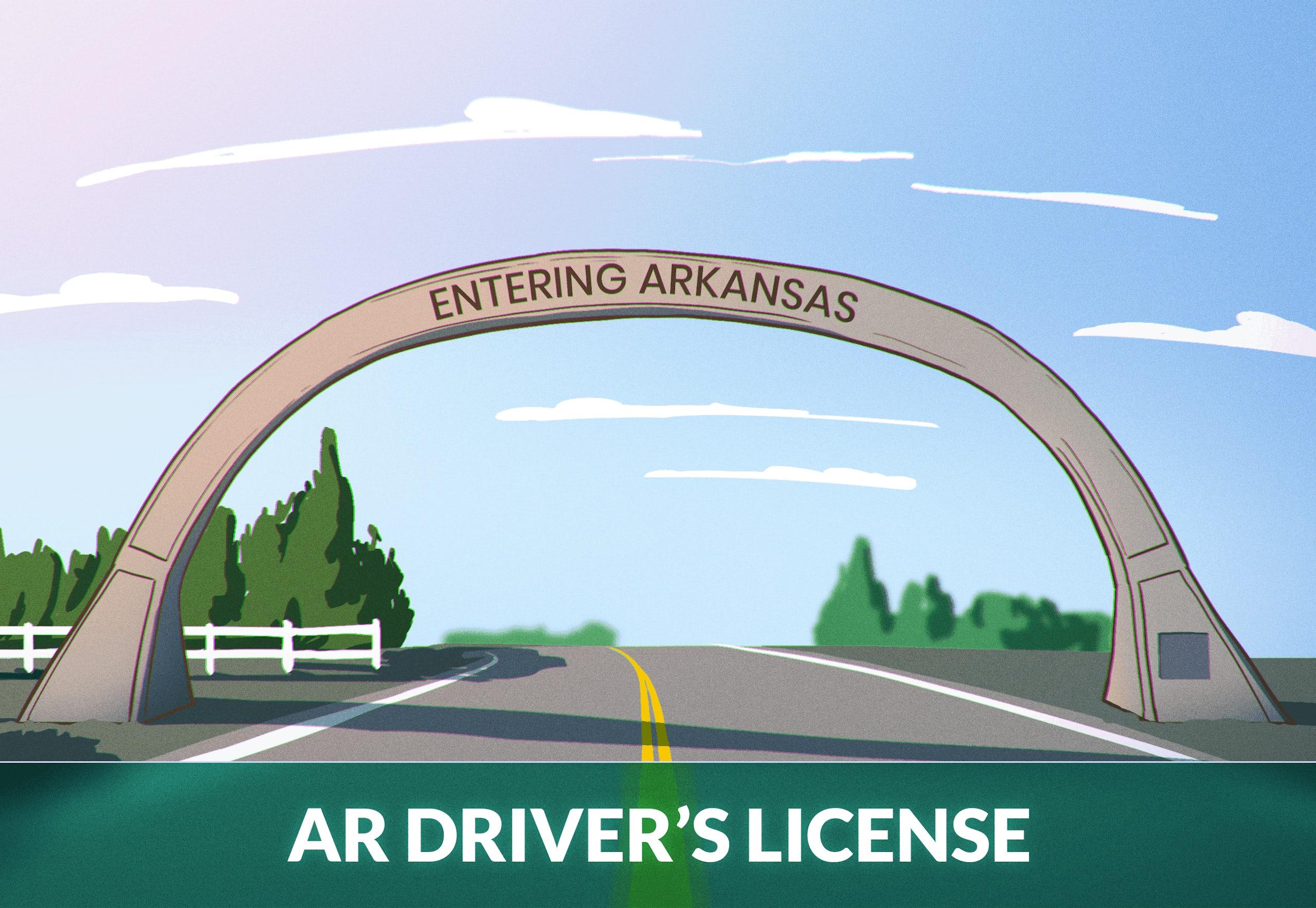 Arkansas Drivers License