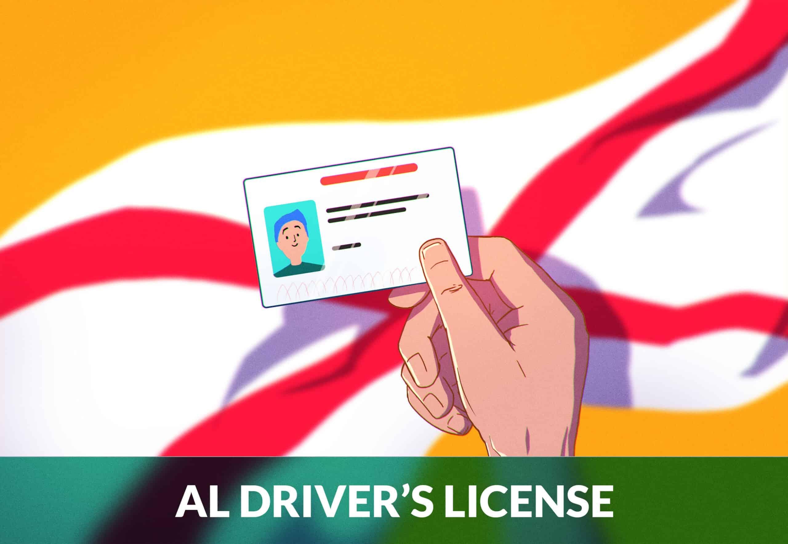 Alabama Driver's License