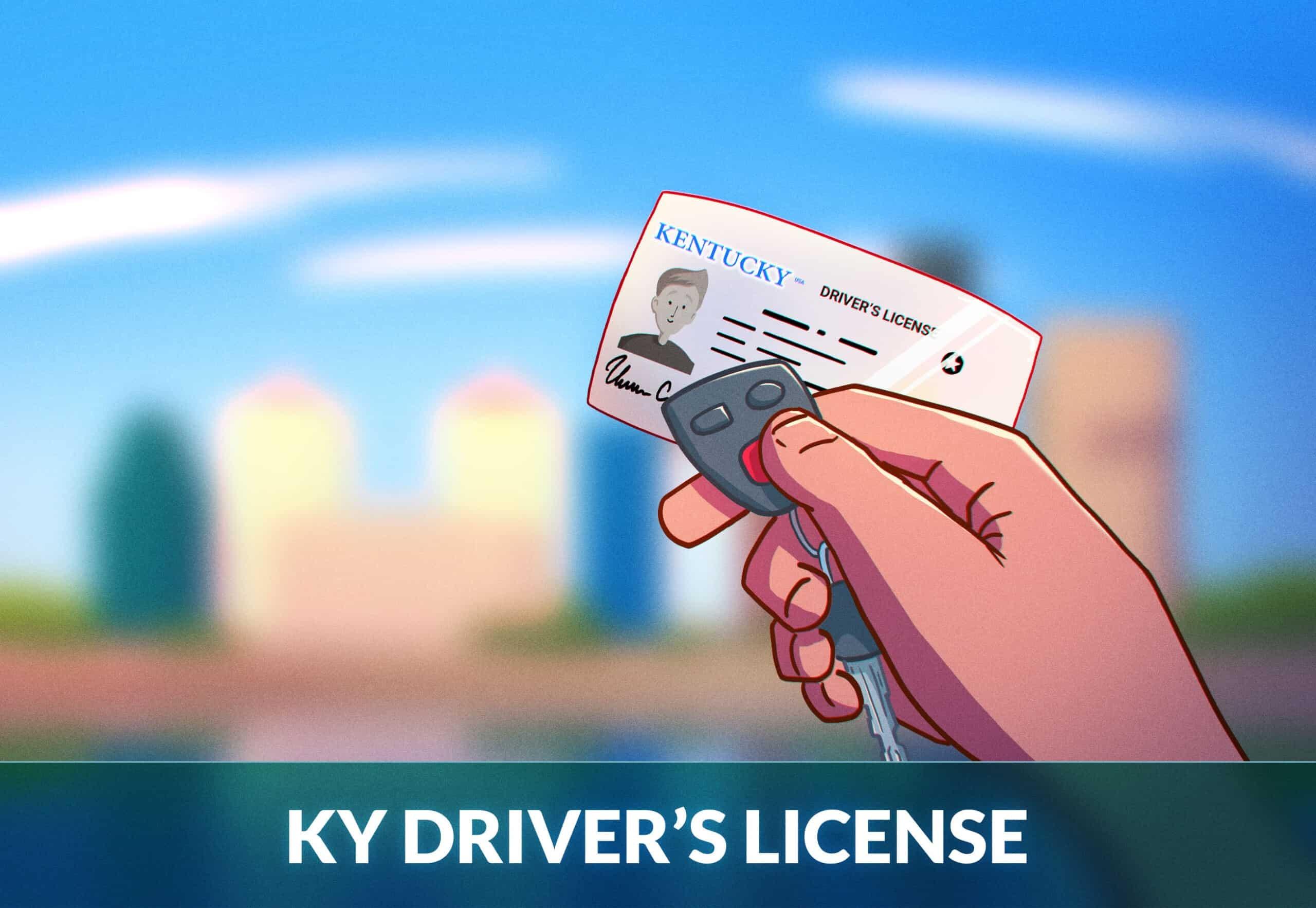 Kentucky Drivers License