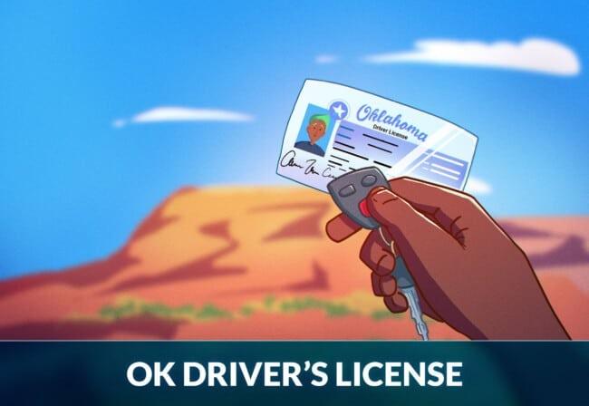 Oklahoma Drivers License