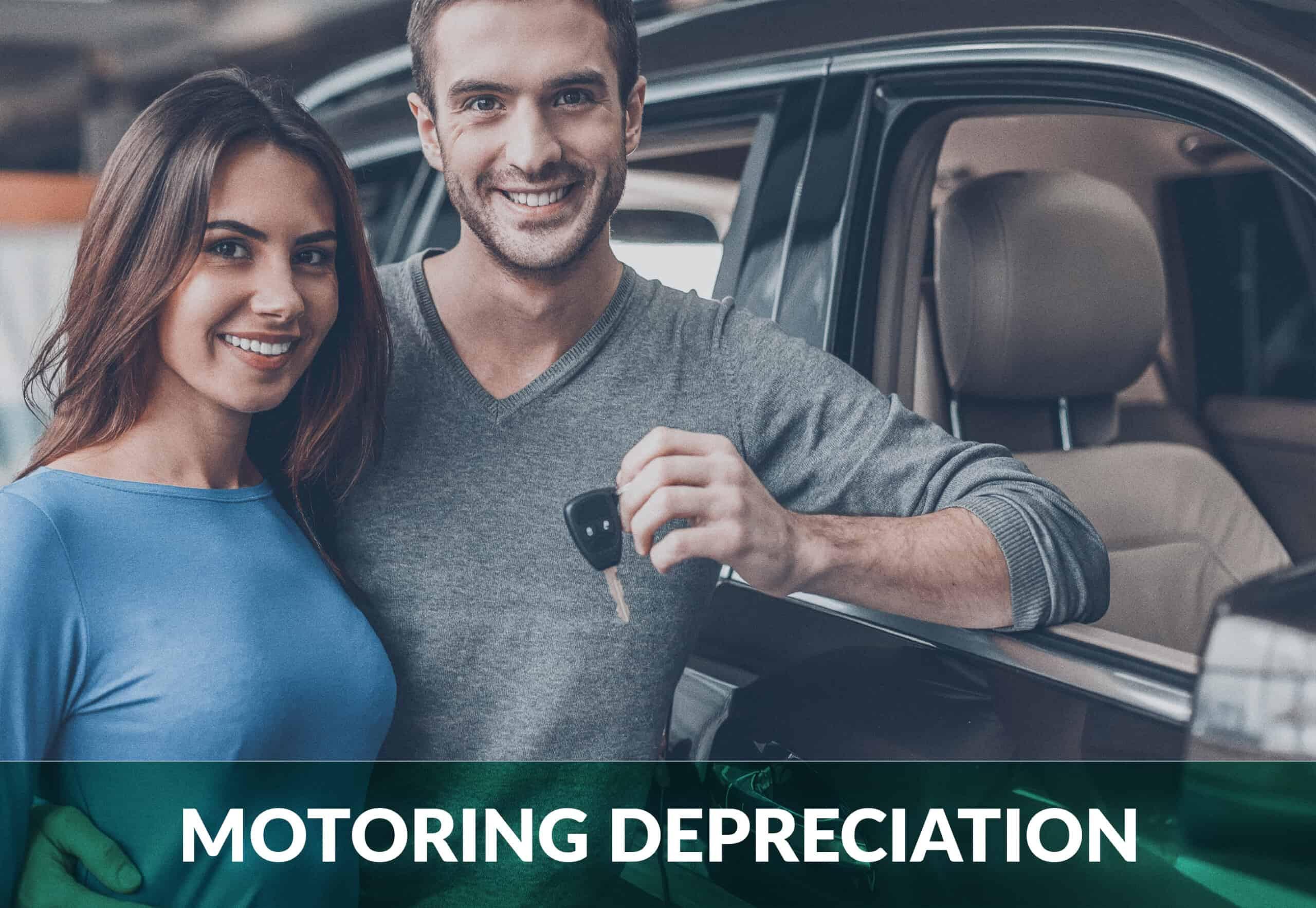 Motoring depreciation report