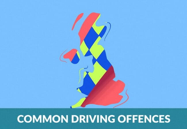 Common driving offences