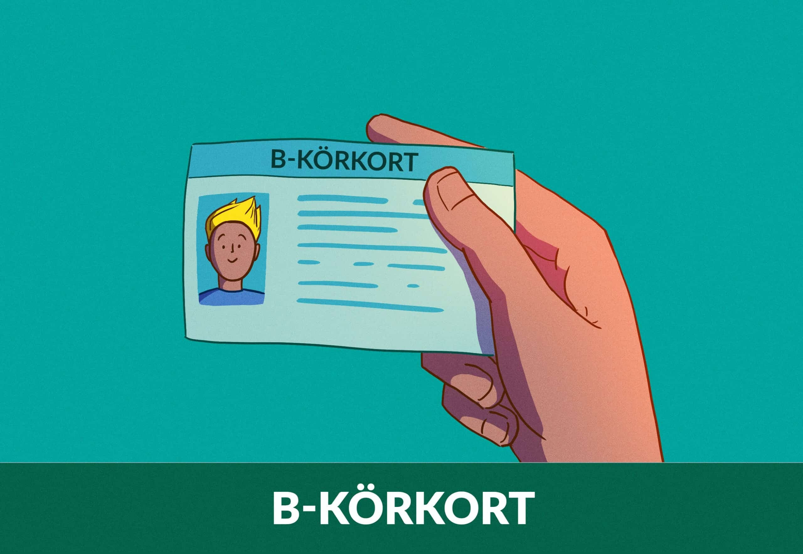 B-körkort