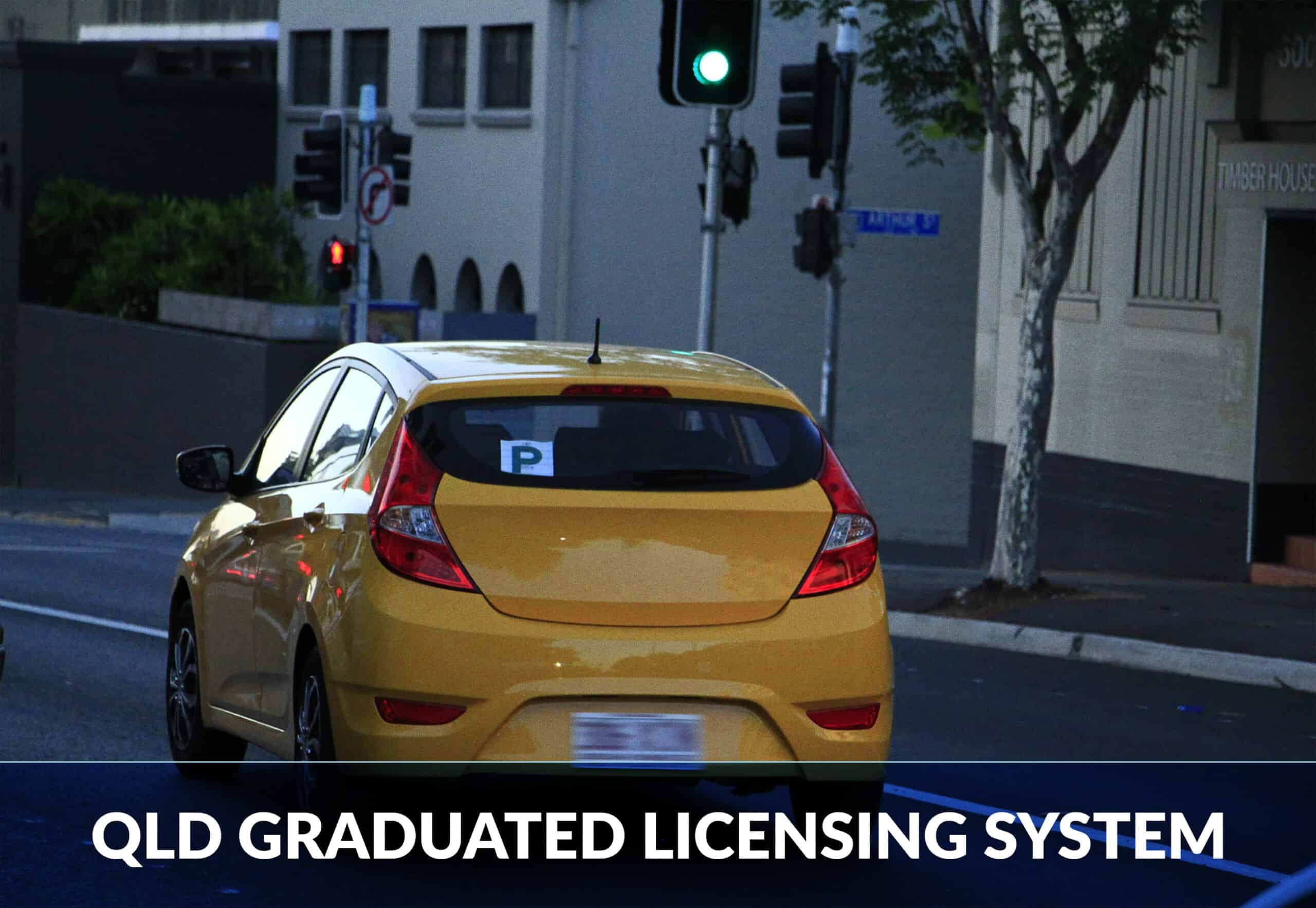 qld graduated licensing system